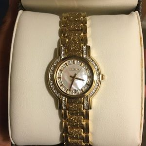 Gold Women's Watch